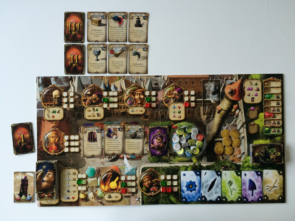 GAMEBOARD-alchemists
