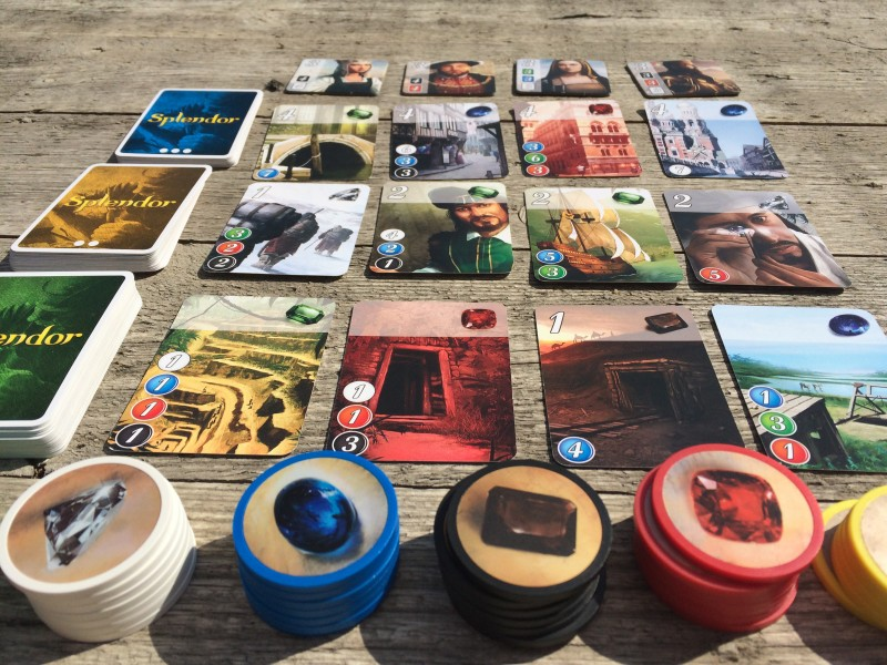 SPLENDOR overview